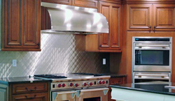 Stainless Living Tiles - Countertop and Surfaces