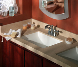 SwanStone Solid Surface  - Bathrooms