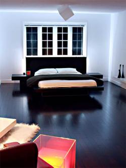 Vintage Prefinished Hardwood Flooring  - Wood Flooring