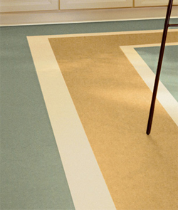 Armstrong Linoleum Flooring - Vinyl and Resilient