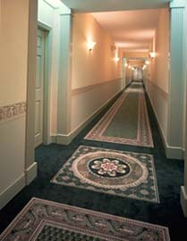 Milliken Commercial Carpet - Carpeting