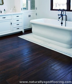 Naturally Aged Flooring  - Wood Flooring