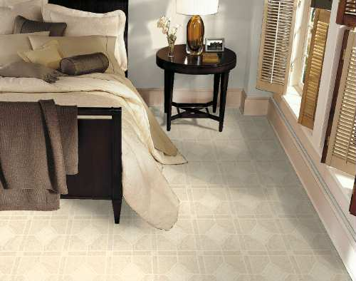 Bedrooms flooring ideas room design and decorating options for Bedroom flooring options