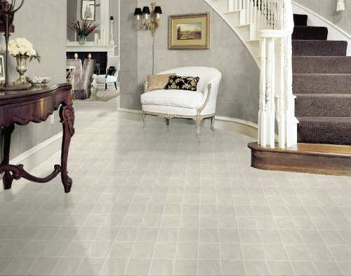 Foyers entry flooring idea terene paver by armstrong for Flooring ideas for foyer