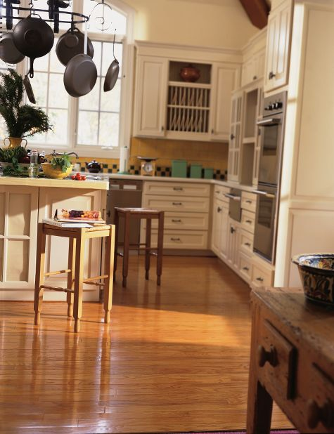 Kitchens Flooring Idea Oak Honey By Armstrong Hardwood Flooring