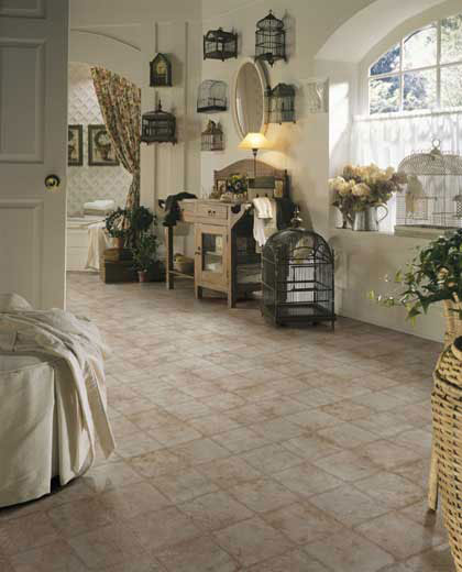 Luxury Vinyl Sheet Flooring : Raleigh, NC