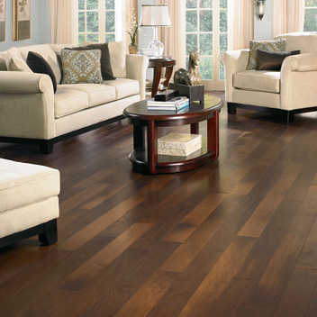 Shamrock 4 walnut living room hardwood  Hardwood Floors Living Room living rooms with hardwood floors for  . Hardwood Flooring Ideas Living Room. Home Design Ideas
