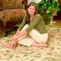 Click here for larger photo of Shaw Rugs Kathy Ireland Home Collection