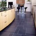 Click here for larger photo of EA29 European Slate with MP38 Meteor Silver Stripping