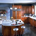 Click here for larger photo of Earthstone : Kitchen