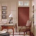 Click here for larger photo of Traditions™ wood blinds