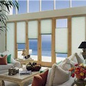 Click here for larger photo and more infomation about Duette� honeycomb shades