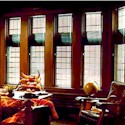 Click here for larger photo and more infomation about Hunter Douglas Horizontal Blinds