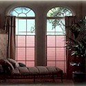 Click here for larger photo and more infomation about Brilliance® Pleated Shades