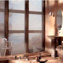 Click here for larger photo of Silhouette® window shading