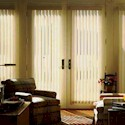 Click here for larger photo and more infomation about Innerstyle® Collection Vertical Blinds