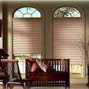Click here for larger photo of Vignette Window Shadings 