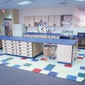 Click here for larger photo of Educational Market Segment - Resilient Flooring