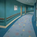 Healthcare Market Segment - Carpet