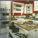 Click here for larger photo and more infomation about Clairemont in Maple with Country Parchment