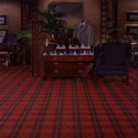 Click here for larger photo of Stately Tartans