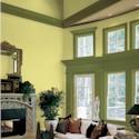 Click here for larger photo of Pratt & Lambert - Living Room Style