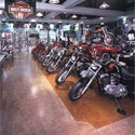 Click here for larger photo and more infomation about Harley Davidson Showroom