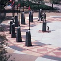 Click here for larger photo and more infomation about Busch Stadium Plaza of Champions
