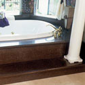 Click here for larger photo and more infomation about Silestone® Quartz Surface in the Bathroom