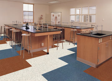 Educational/Schools designs courtesy of Azrock VCT Tile - All rights ...