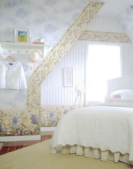 غرف اطفال كلاسيكية وعصرية 2012
