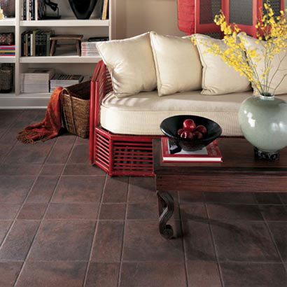 Basements flooring idea rocky mountain by daltile tile Basement flooring ideas