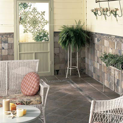 sunrooms flooring idea tajah by daltile tile