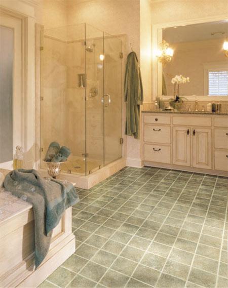 bathrooms flooring idea coronado by domco vinyl flooring