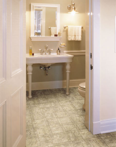 bathrooms flooring idea lido by domco vinyl flooring