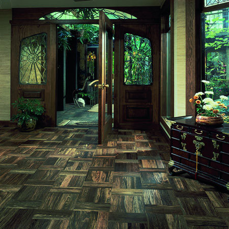 Foyers entry flooring idea pattern plus pattern 18 by for Foyer flooring ideas