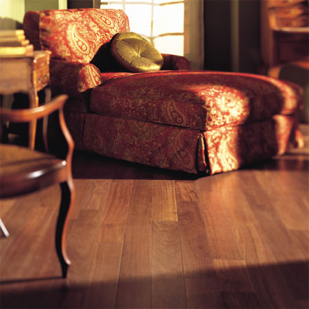 Pattern Plus 5000 Walnut Ginger Hartco Wood Flooring