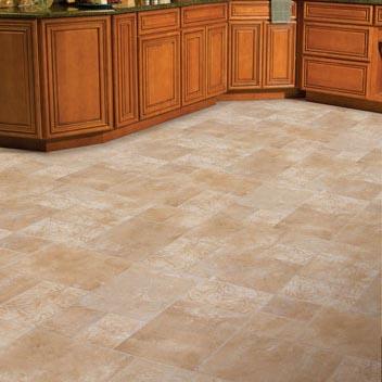 Kitchens Flooring Idea Benchmark Fiore By Mannington
