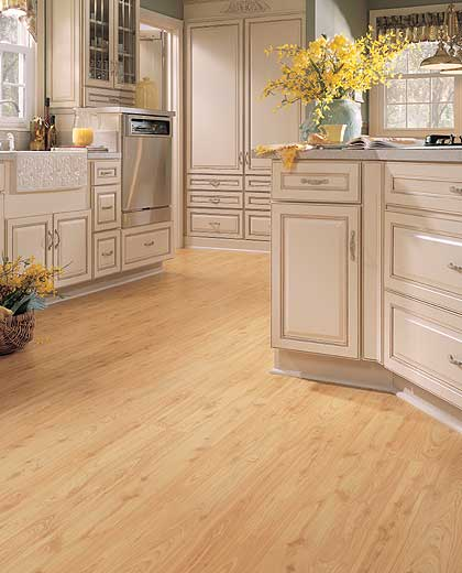 Natural Australian Cypress Mannington Laminate Flooring
