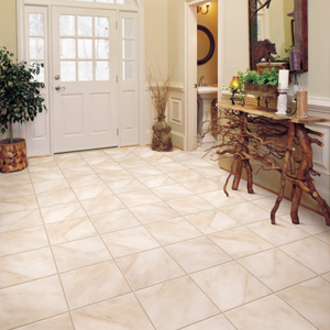 Foyers and entry flooring ideas room design and for Tile in foyer ideas